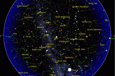 Звездное небо фото cnews ru