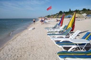 Азовское море и пляжи фото