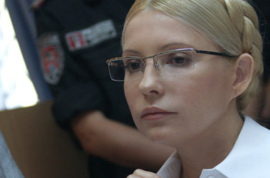 Тимошенко заболела, фото