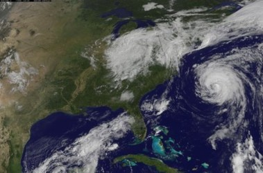 К настоящему моменту ураган стал причиной гибели по меньшей мере одного человека, фото Getty Images