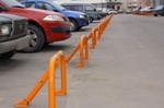 12.07.2012 - 10:37 На территории Медгородка в Челябинске оборудуют длинную двухрядную парковку для посетителей...