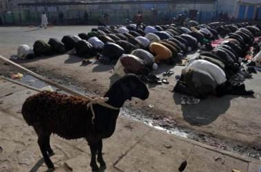 Мусульмане всего мира отмечают сегодня Курбан-Байрам