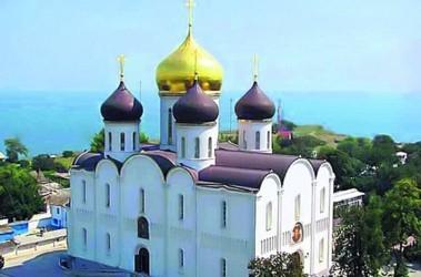 Большинство одесских святынь хранится в Свято-Успенском мужском монастыре. Фото: pravoslav.odessa.net