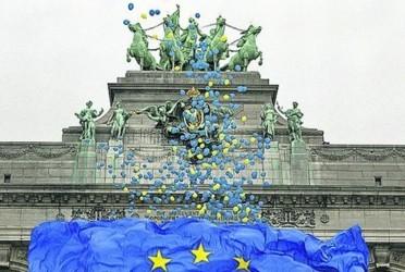 Մայիսի  5-ին եւ 9-ին տոնվում է Եվրոպայի օրը