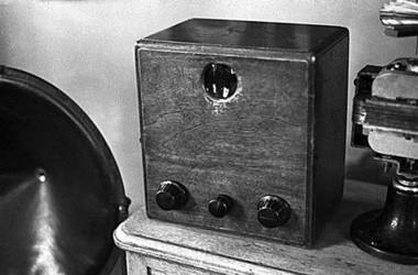 Первый телевизор в СССР