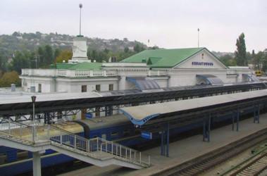 Поезд 40 Севастополь - Киев отправляется из Симферополя в 14.40 и прибывает в Киев в 7.30 следующим утром.