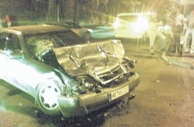 В аварии погибла 39-летняя врач-невропатолог Ирина Осятник. Фото gorod.dp.ua