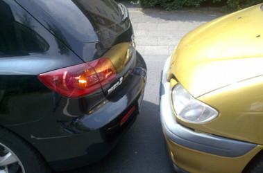 Небольшие аварии можно оформить без ГАИ. Фото drive2.ru