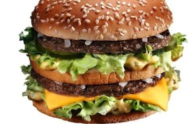 Гамбургер как макдональдсе в домашних условиях рецепт фото