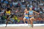 Украина вышла в финал в эстафете 4х100 метров