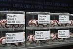 """Лига Европы: """"Днепр"""" и """"Металлист"""" узнали соперников"""