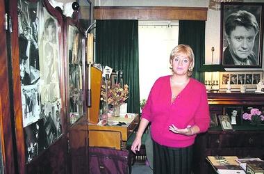 первая жена андрея миронова фото