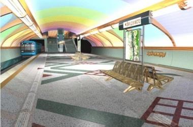 В Киеве начнут строить метро на Троещину