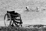необъяснимые явления, научные исследования, Инвалиды, Инвалидная коляска, Британия.  Британка Сью Остин разработала...