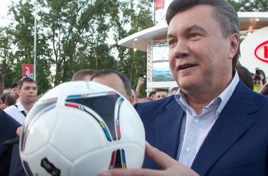 Президент Украины задумался о чемпионате мира по футболу