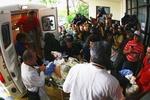 На Кубе в результате пожара на АЗС пострадали десятки человек