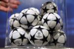 Онлайн: жеребьевка Лиги чемпионов