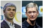 Apple и Google пытаются договориться по вопросам патентов