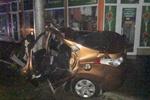 """Из """"Hyundai"""" с синими номерами сбежал еще один гаишник, а тело его напарника лежало на дороге несколько часов"""