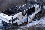 В Перу у автобуса отказали тормоза, погибли 10 человек