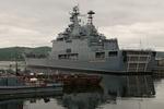 Россия продает на металлолом свой самый большой десантный корабль