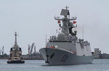 Корабли вмс китая взяли курс на японию