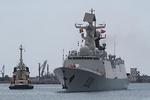 Китайские военные корабли вторглись в территориальные воды Японии