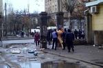 В Ужгороде голый украинец порвал паспорт и пытался прорваться в Словакию