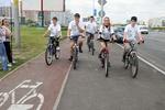 Центральные улицы Киева превратят в зону для велосипедистов
