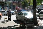 Как в Одессе лжепарковщики обирают автовладельцев