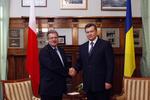 Польша поддерживает желание Украины стать частью Европы