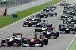 Предварительный календарь Формулы-1 на 2013 год