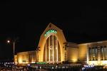 Из-за сообщения о минировании в Киеве эвакуировали вокзал