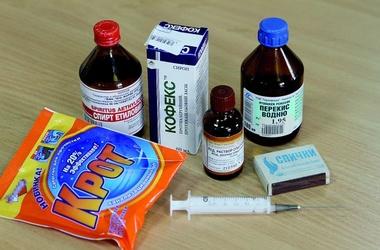 Как сделать амфетамин.