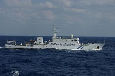 Япония обвиняет Китай в нарушении границы у спорных островов