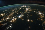 NASA показало красоту Земли с борта МКС