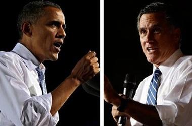 Ромни после выступления на первых предвыборных теледебатах сократил отрыв от Обамы
