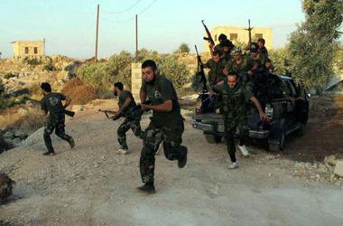 Турция открыла огонь по Сирии