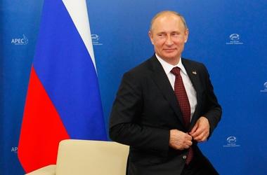 Медведев подарил Путину на юбилей книгу