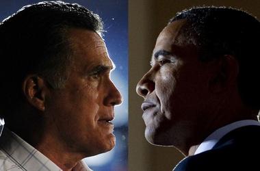 Разрыв между Обамой и Ромни стал минимальным