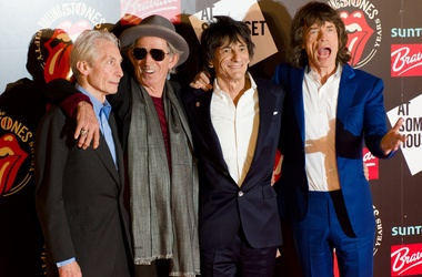 <p>The Rolling Stones. Фото AFP</p>