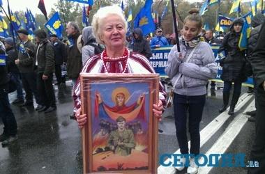"""""""Свобода"""" подняла красно-черный флаг над Львовским облсоветом - Цензор.НЕТ 6053"""