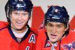 Овечкин заманил звезду НХЛ Бэкстрема в Россию