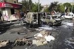 В Дамаске прогремел взрыв: 10 погибших, десятки пострадавших