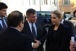 Аваков в соцсети поделился фотографиями с вручения премии Тимошенко