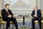 Янукович и Путин проведут переговоры в Москве