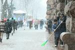Уже на этой неделе в Украине выпадет первый снег