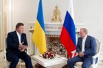 Путин в срочном порядке решил поговорить с Януковичем об армии - СМИ