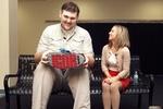Украинцу за 25 тысяч долларов сделали кроссовки 68-го размера