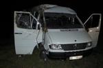 В России украинцы на микроавтобусе протаранили грузовик, есть жертвы